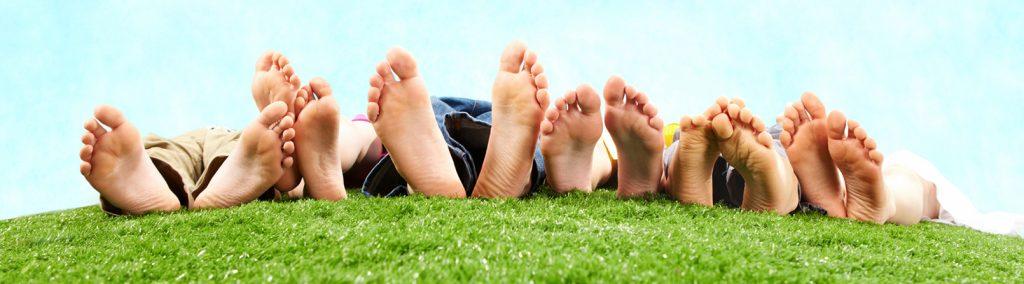 teen foot problems