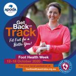 foot health week adelaide