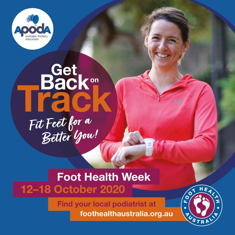 foot health week adelaide